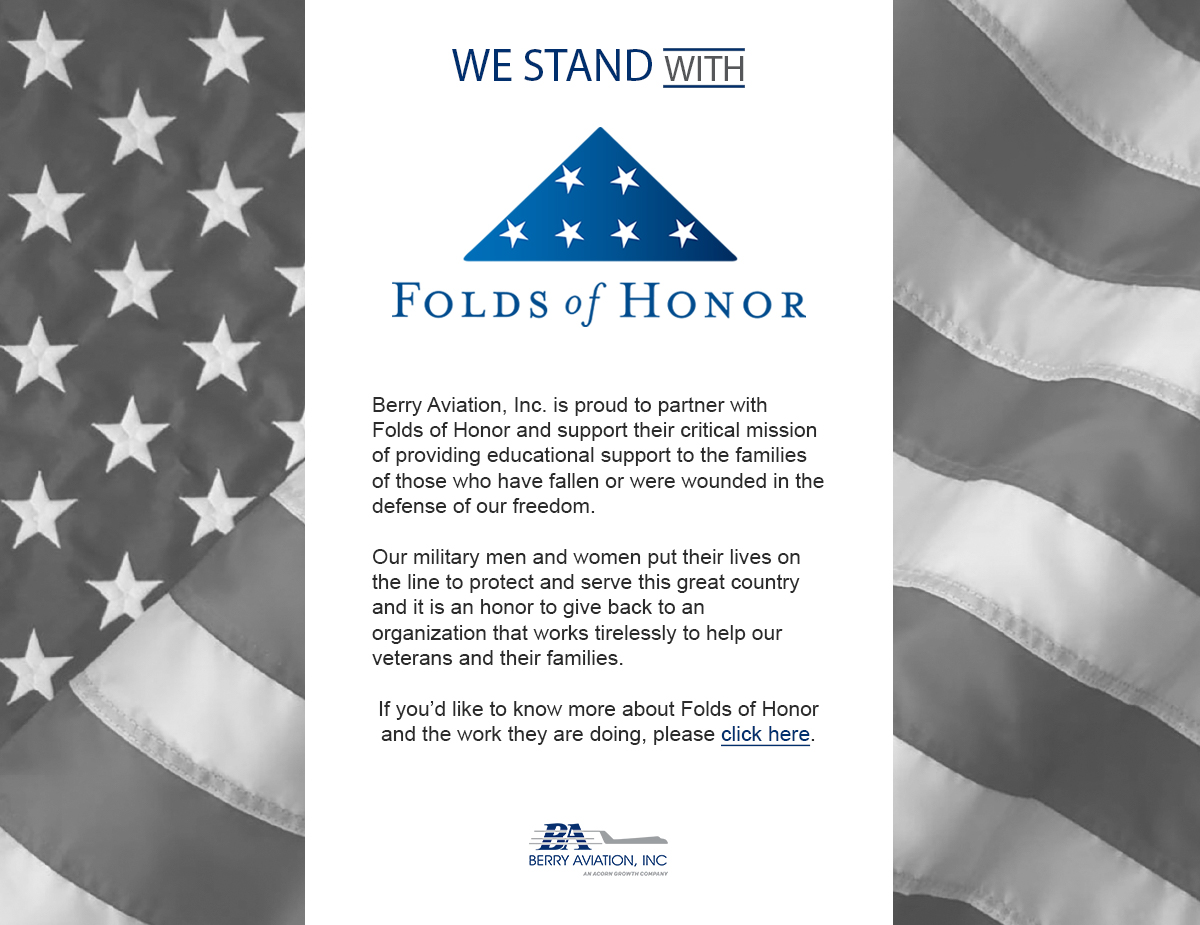 Folds of Honor Commitment